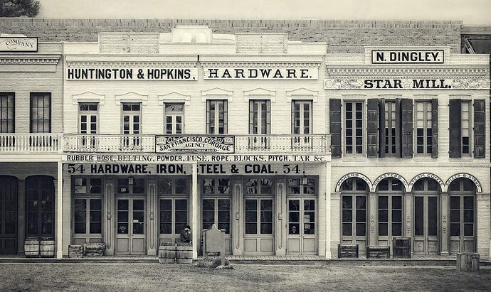 Huntington & Hopkins Hardware