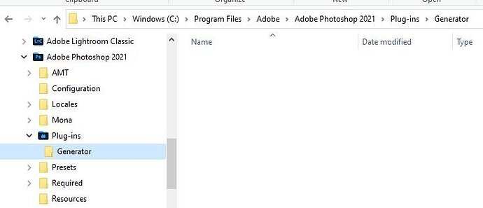 Ps file structure