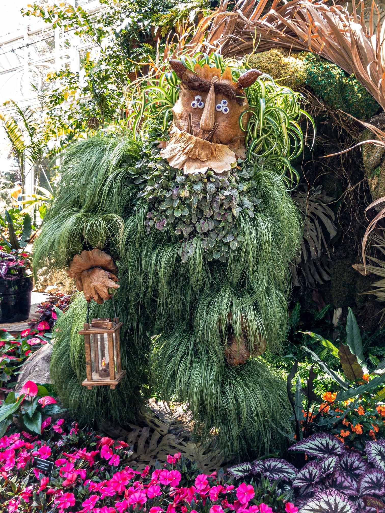 Floral Troll